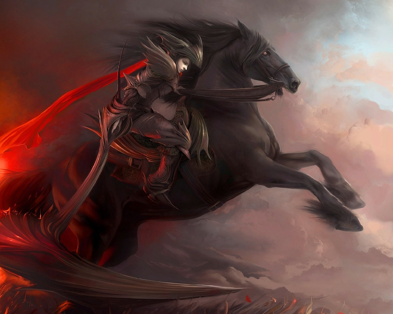 Zenobia in a Calvary war