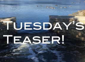 "Tuesday's Teaser! ""Deluge"" by Russ Wallace"