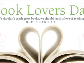 Book Lovers Day! Again?