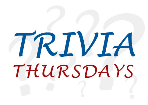 Trivia Thursdays - Win a copy of Zenobia - Challenging a Legend, a YA Historical Adventure