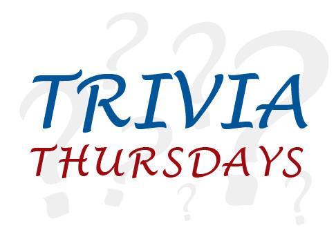 Trivia Thursdays - Win a copy of Zenobia - Challenging a Legend, a YA Historical Adventure