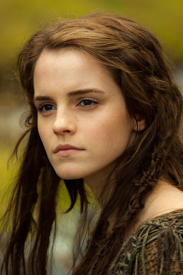 """Emma Watson as Serious in """"Deluge"""""""