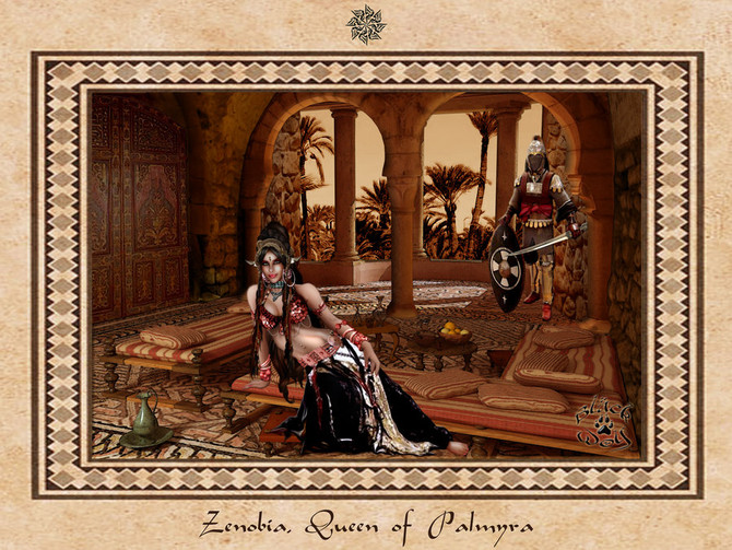 ZENOBIA BOOK SERIES - Historical Adventure Series on Zenobia the Warrior Queen