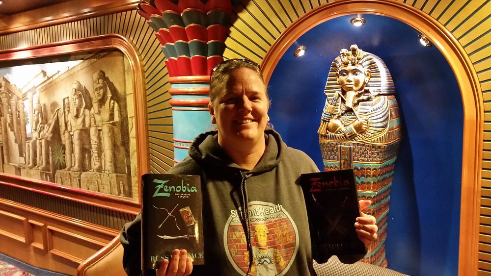 Zenobia Book Series books