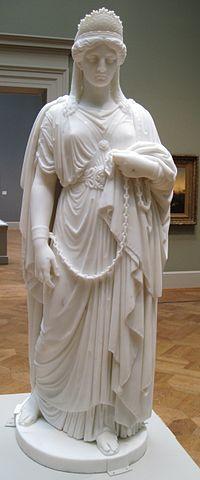 Zenobia in chains
