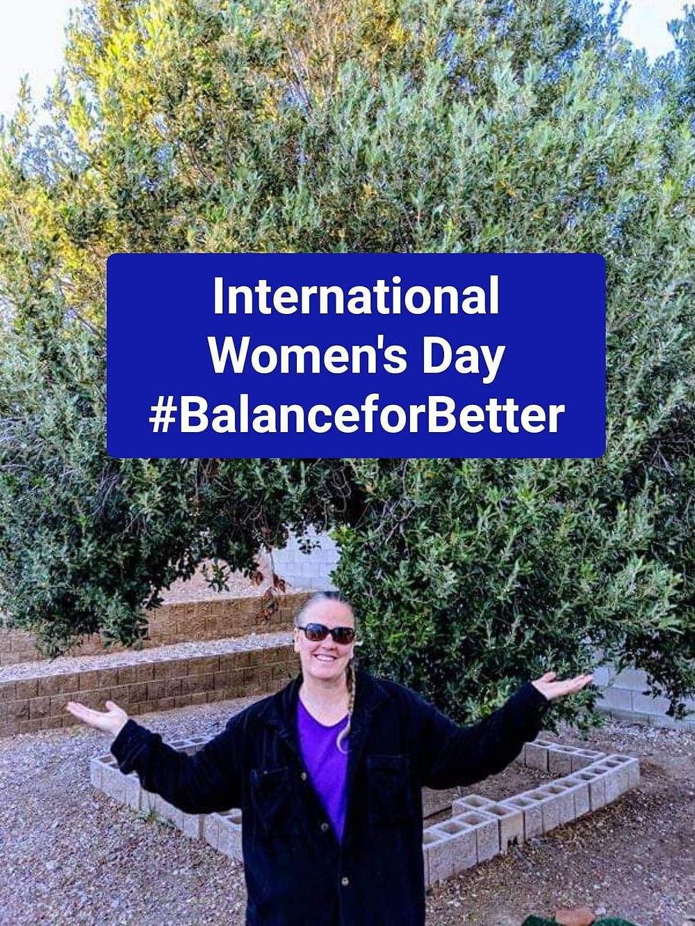 IWD2019 Balance for Better