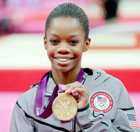 Olympic Gold winner Gabby Douglas