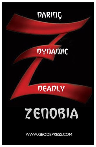 Zenobia Book Series, a Young Adult Historical Adventure