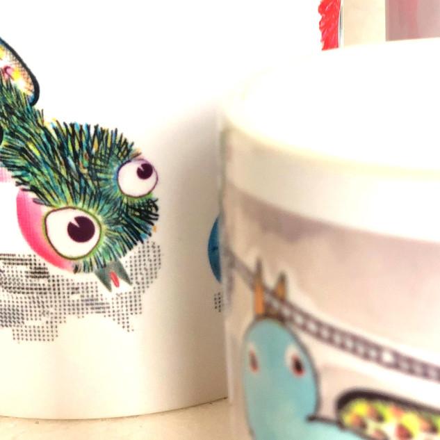 Yummy Cups