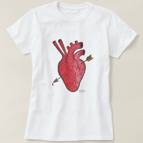 Real Love Womens' T-shirt