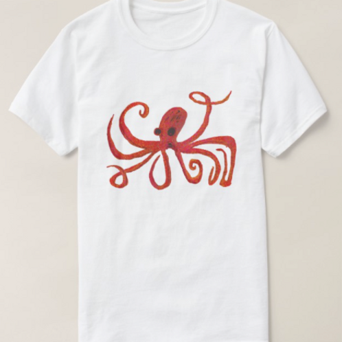 Octo-pus Womens' T- Shirt