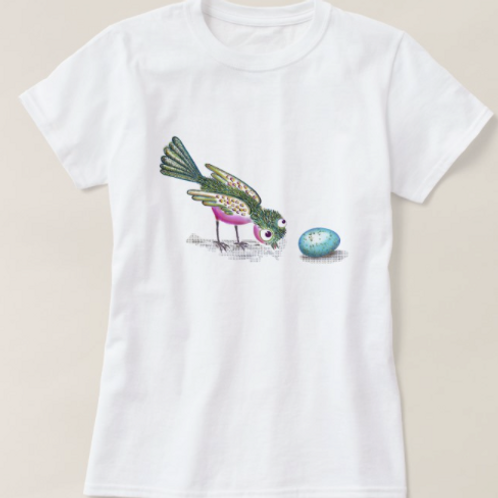 Who? What? Womens' T-Shirt
