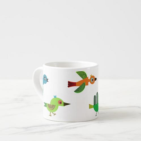 Multi Birds Espresso Cup