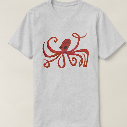 Octo-pus Mens T-Shirt