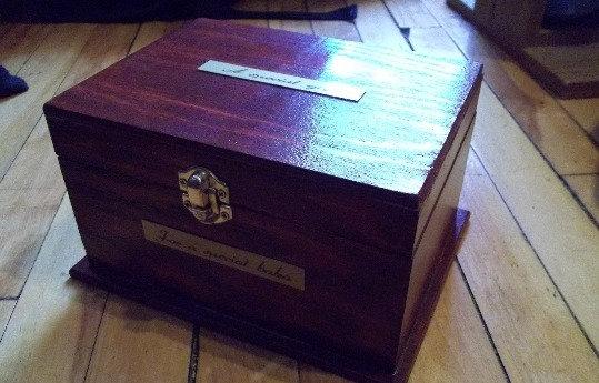 Elf3n Li3d musicbox