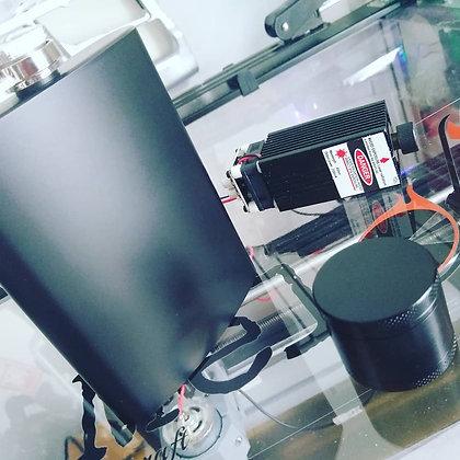 Laser - Flask 8OZ
