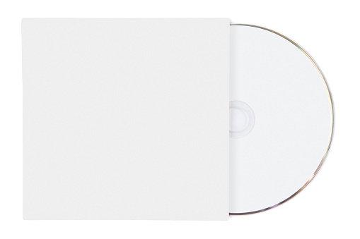 50 CDs + Cardboard sleeves