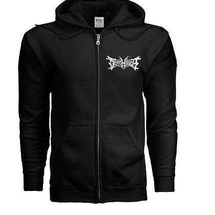 Deathology - hoodies à zip