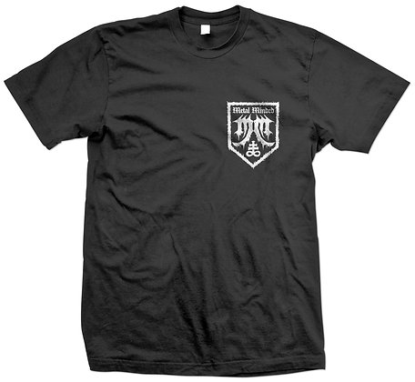 MINDED METAL T-shirt