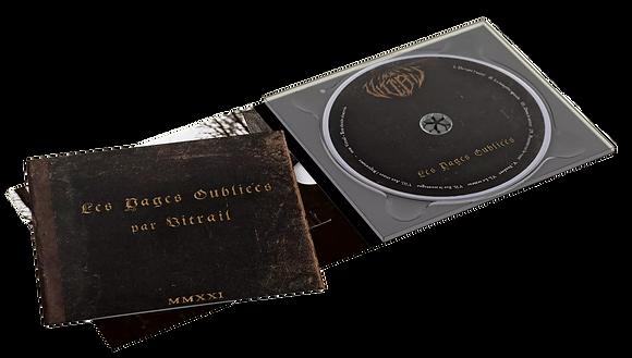 Vitrail : Les pages Oubliées (CD digipack)