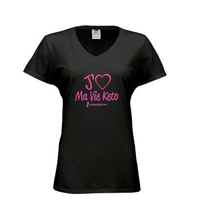 My Keto * Life T-shirt for Women