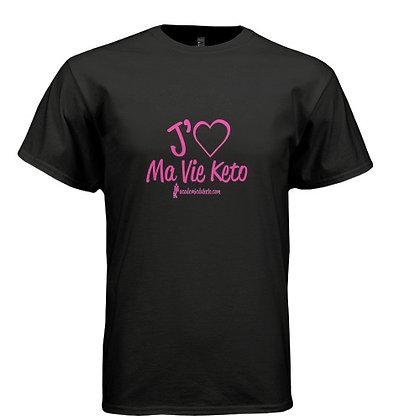 My keto * life t-shirt for men