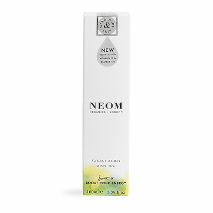 NEOM Boost Your Energy Body Oil