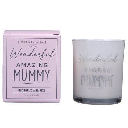 Mummy - Boxed Scented Candle