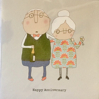 ROSIE MADE A THING Happy Anniversary