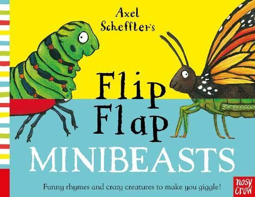 Flip Flap Mini Beasts
