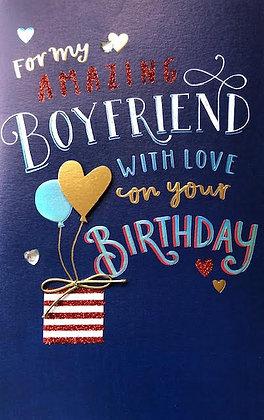 UK GREETINGS - Boyfriend