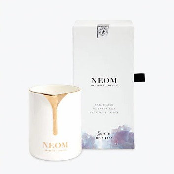 NEOM De-Stress Intensive Skin Treatment Candle