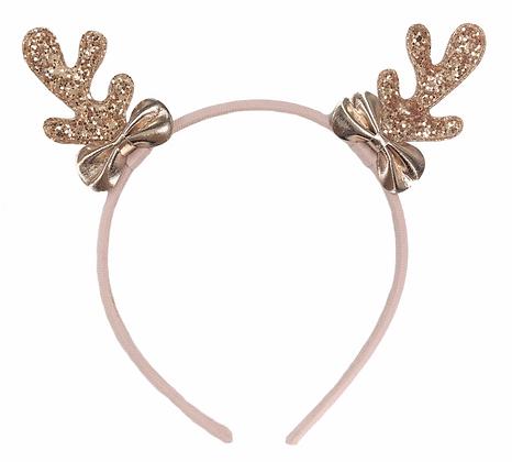 Rockahula - Rose Gold Reindeer Ears