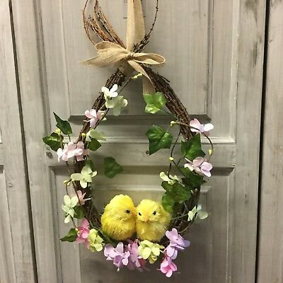 GISELA GRAHAM Easter Wreath