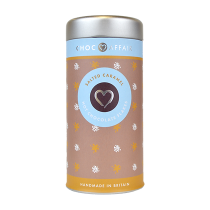 CHOC AFFAIR - Salted Caramel Hot Chocolate