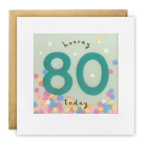 JAMES ELLIS - AGE 80