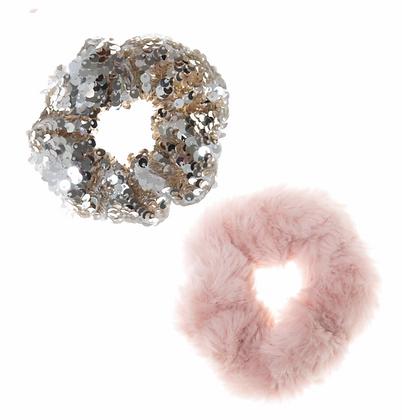 Rockahula - Shimmer Sequin Scrunchie Set