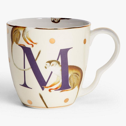 Alphabet Mug - M