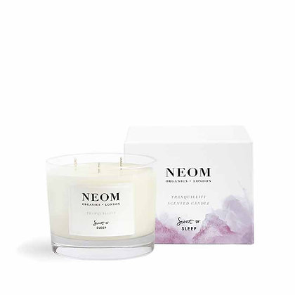 NEOM Sleep- Tranquillity Scented Candle (3 Wick)