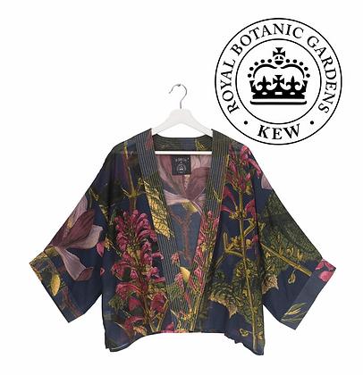 Kew Kimono Magnolia Blue