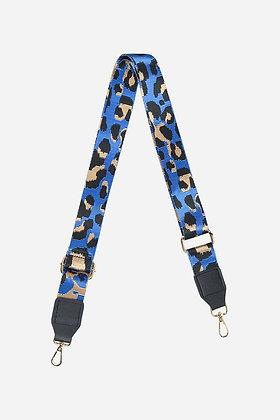 Camouflage Bag Strap BLUE/BLACK/TAUPE