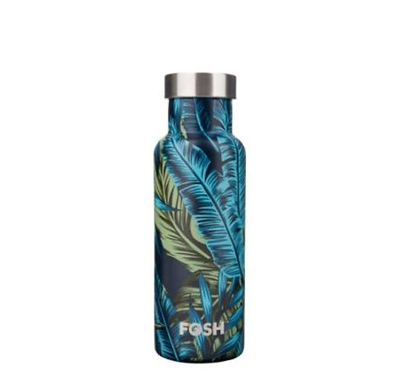 Stainless Steel Drink Bottle - PALM GIFT BOXED
