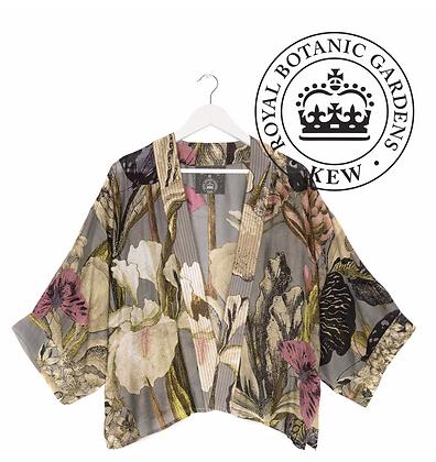 KEW Kimono Iris Grey