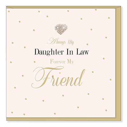 HEARTS DESIGNS - Daughter-in-Law