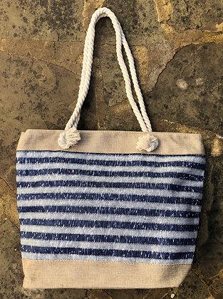 EQUILIBRIUM Stripes Tote Bag