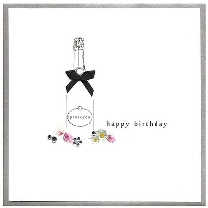 CINNAMON AITCH Picadilly Happy Birthday - Prosecco