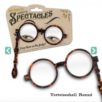Simply Marvellous Magnetic Spectacles Tortoiseshell Round