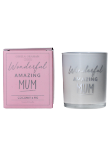 Mum - Boxed Scented Candle
