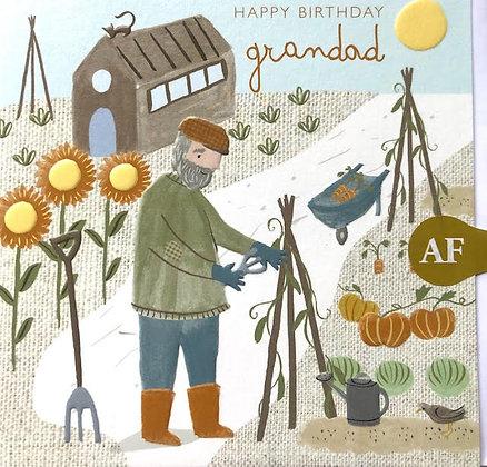 ART FILE - Grandad