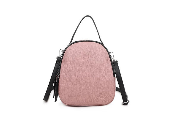PINK/BLACK Small Back Pack